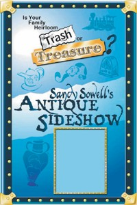 sandy sowell's antique sideshow