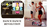 Dance Dance Revolution game