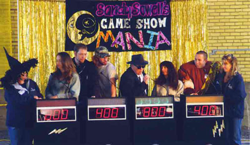 Sandy Sowell Entertainment - Game Show Mania